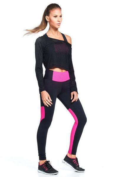 ACTION PINK LEGGING