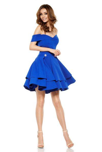 BLUE FRILL 56789