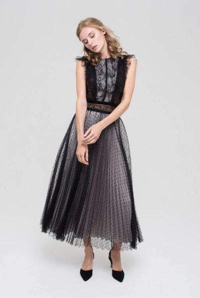 Black lace dress 67