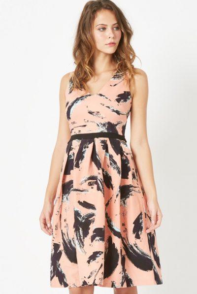 Jacquelline Vesper Dress