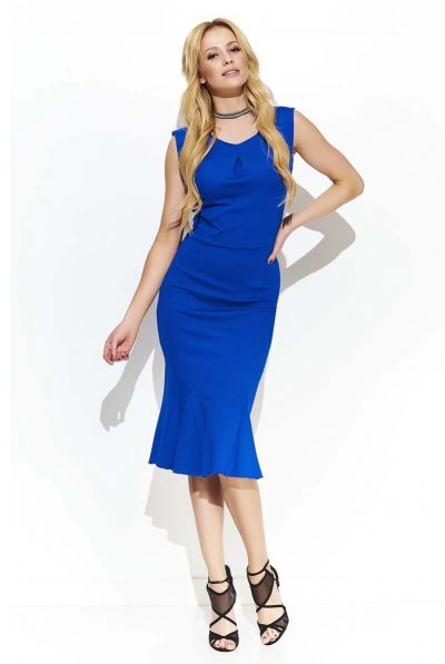 MERMAID BLUE DRESS 57