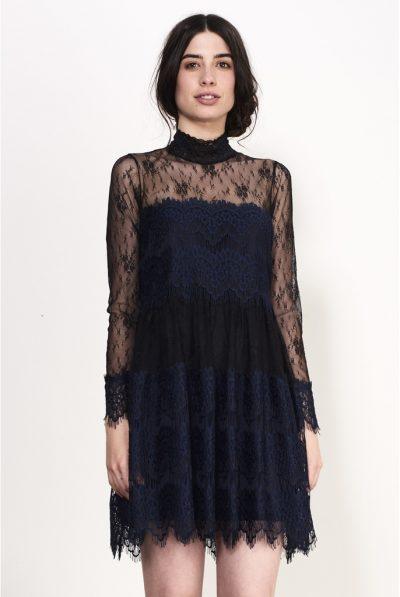 Mysteries Lace Dress 78