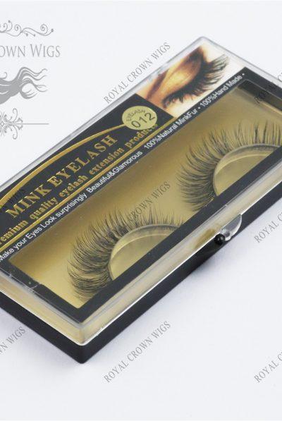 Royal Crown Wigs mink eyelashes
