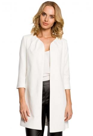 White jacket blazer