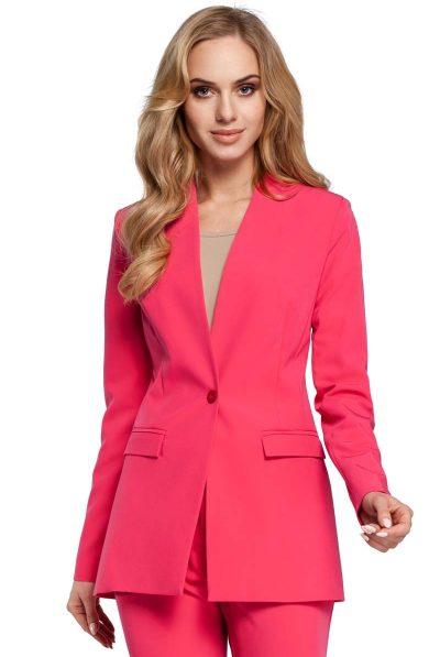 blazer pink suit