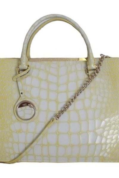 cavalli leather bag