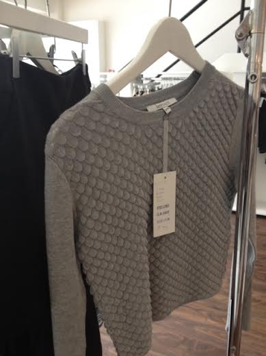 grey box jumper