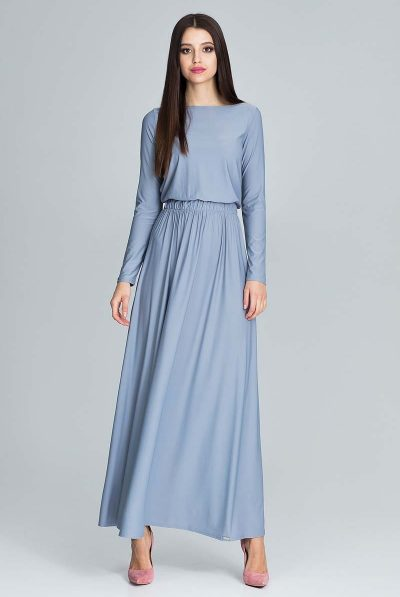 long length maxi dress