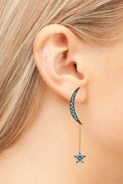moon earring 67