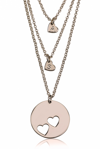 mother daught necklace