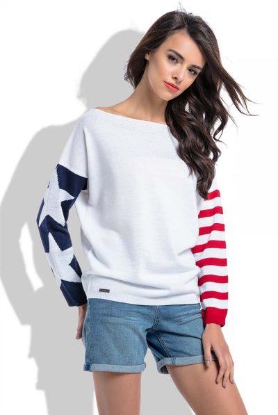 stars and stripe sweater