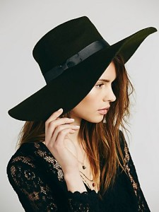 70 wide brimmed hat free people