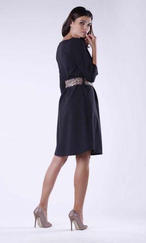 BLACK BELT DRESS