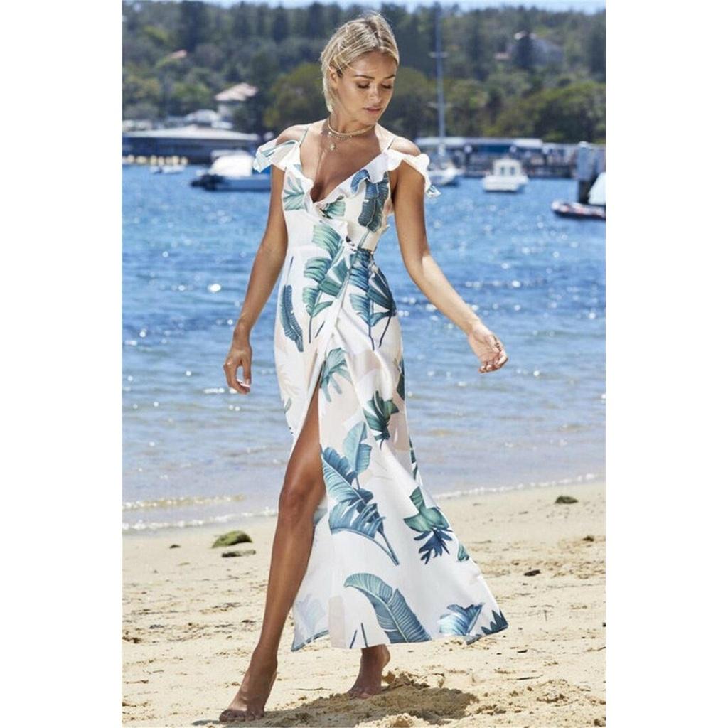 5e15124ad1a37 Bahama Mama Maxi Dress