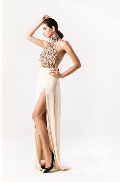 Belluci Sequin Gown