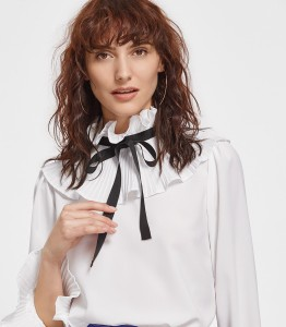 blouse-with-bow