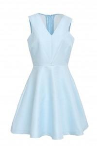 FRNCH BLUE DRESS