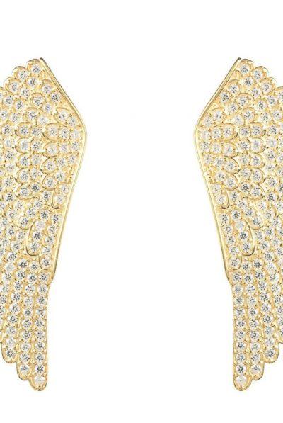 GOLD EARRINS