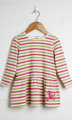 Lucy & sam stripe dress