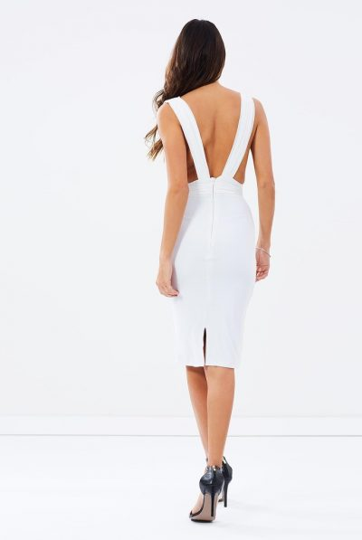 SKIVA BACK DRESS