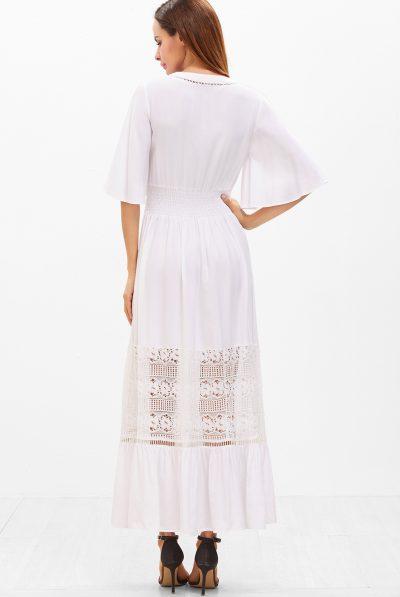 White dress 456