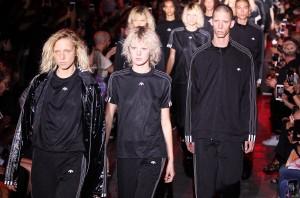 Alexander Wang - Runway - September 2016 New York Fashion Week