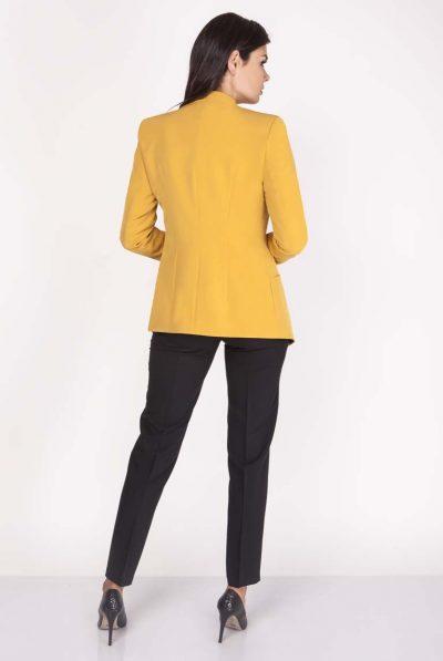 back of blazer