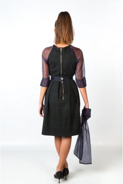 back of dress cedro