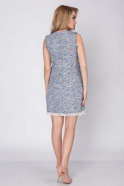 back of tweed dress 6