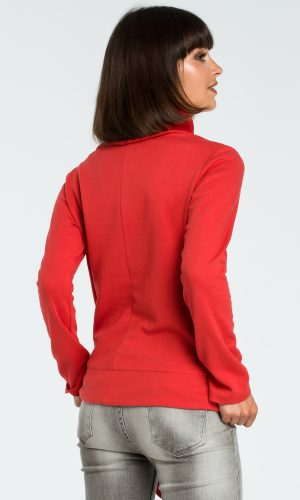 back red top