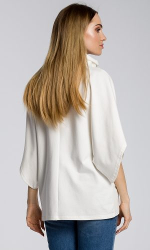 back white sweater cc