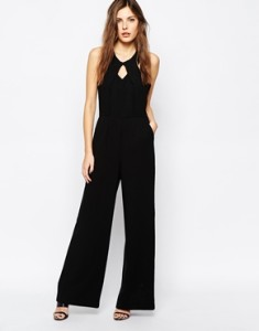 bcbgeneration jumpsuit 70's