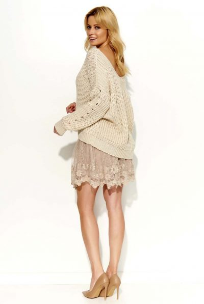 beige sweater 5