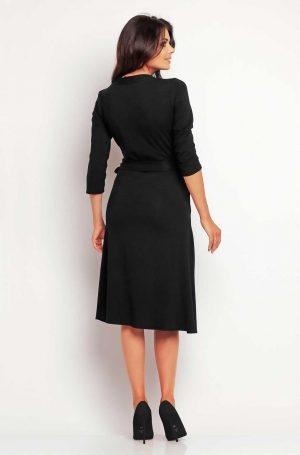 black dress back no