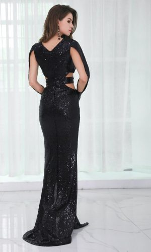 black sequin gowns 5
