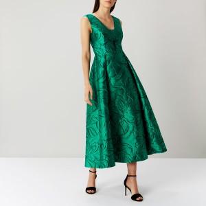 coast green dress