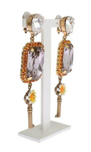 dolce & gabanna earrings