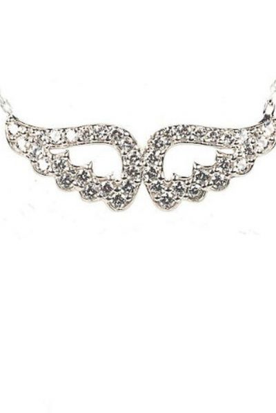 double angel wing