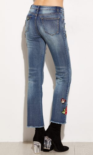 embroidered jeans 6