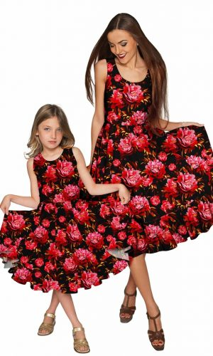 flare-dress-mommy