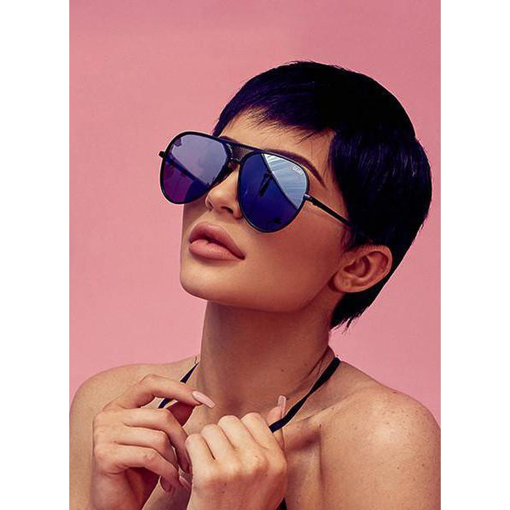 21503ec0c6 Quay Australia X Kylie Jenner Iconic Sunglasses