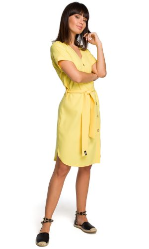 lemon dress 467