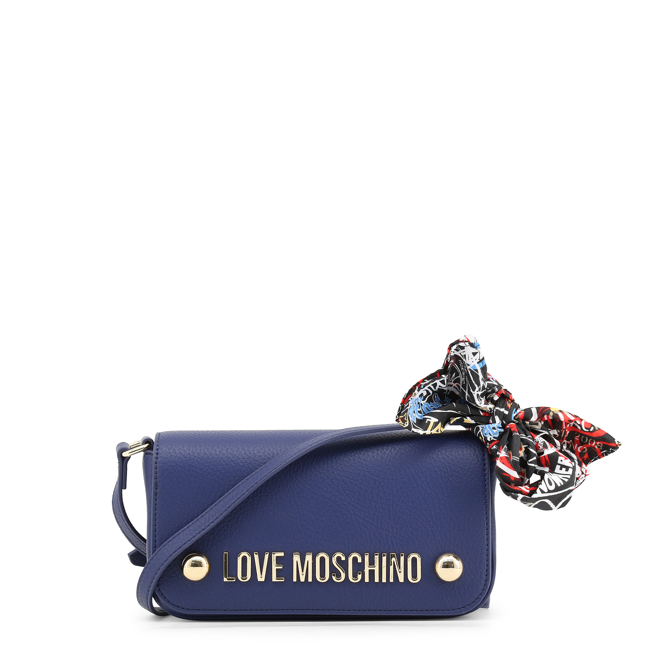 f2ba3f0694 Love Moschino Navy Blue Bag