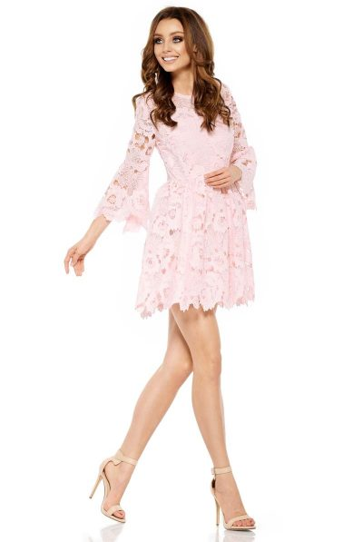 pink lace 4678