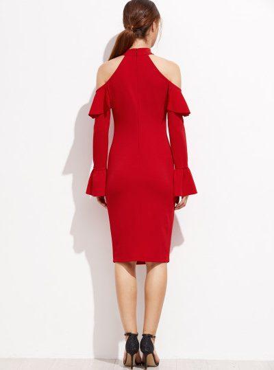 red-off-shoulder-dress-7