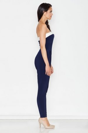 side of jumpsuit