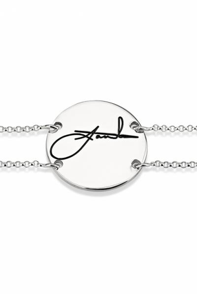 silver bracelelt