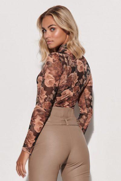 skorzane-spodnie-damskie-z-wysokim-stanem-i-paskiem-bezowe-m616 (3)
